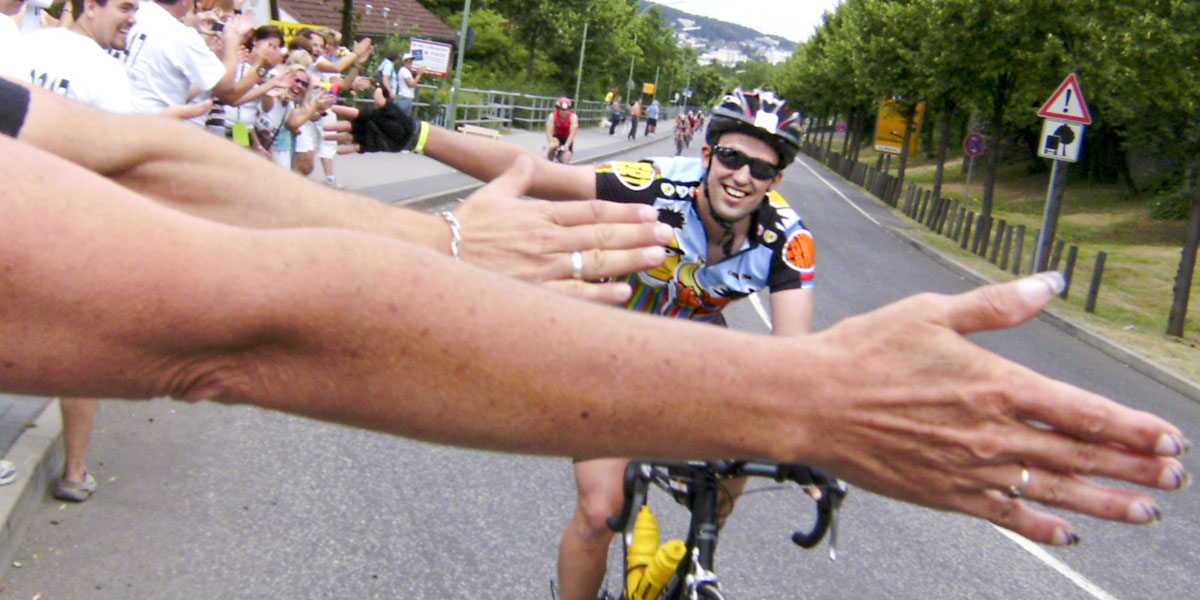 Daniel Rüd - Ironman 2008 - Radfahren