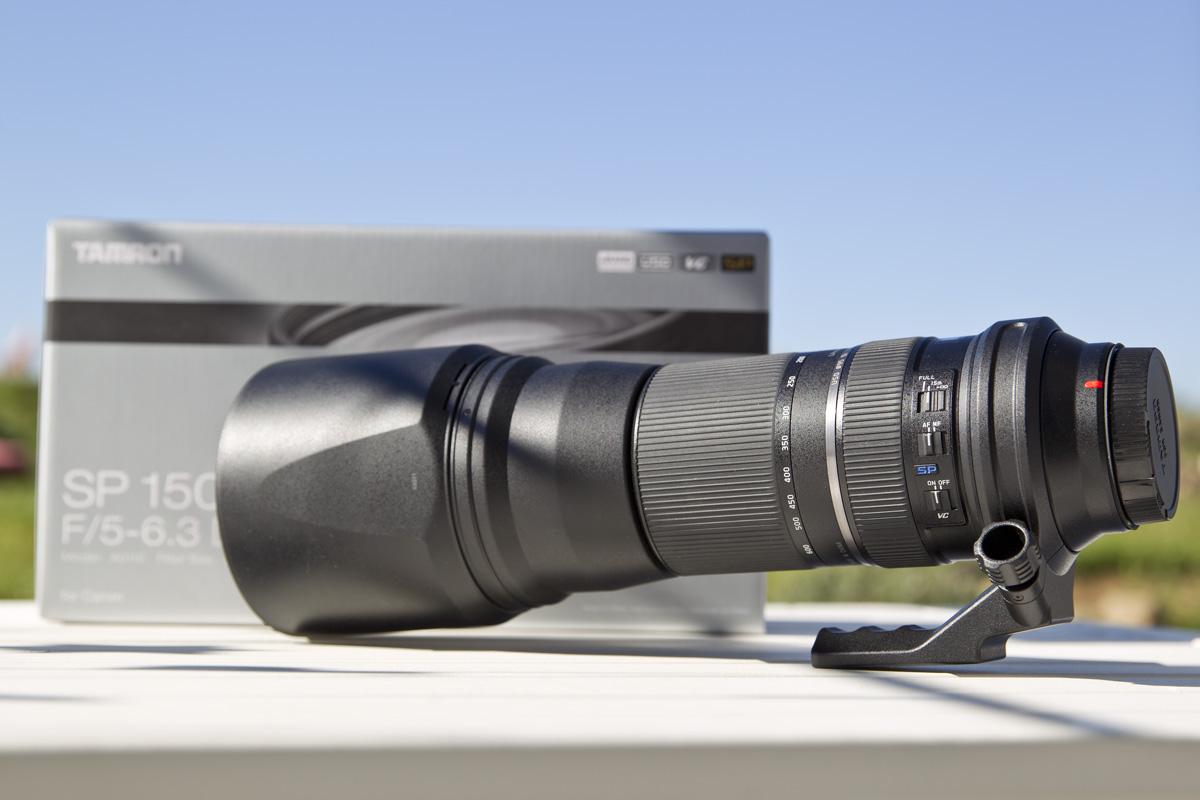 Tamron 150-600mm für Canon