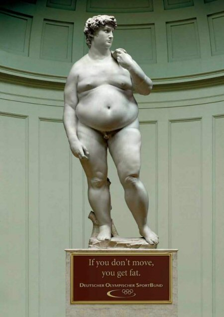 DOSB - If You Don't Move, You Get Fat!