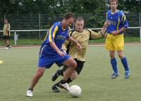 Fußball-Turnier in Wölfersheim