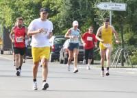 Halbmarathon laufen