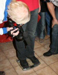 Wiegen Kamera Pro7