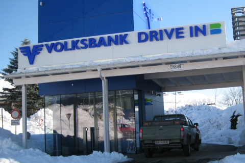 Volksbank Drive-In