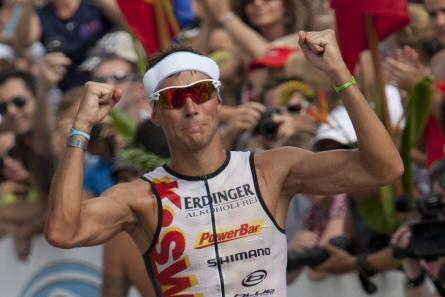 Andreas Raelert beim Ironman auf Hawaii