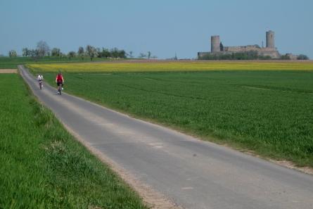 Radtour Burg Münzenberg