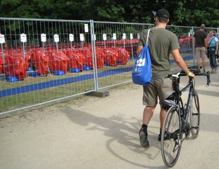 Bike-Checkin
