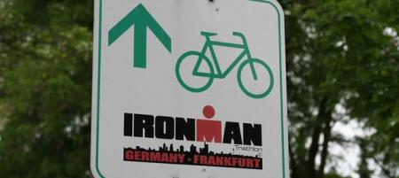 IRONMAN - Bilder von der Radstrecke