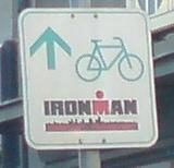 IRONMAN Radstrecke