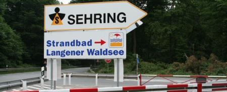 Strandbad Langener Waldsee